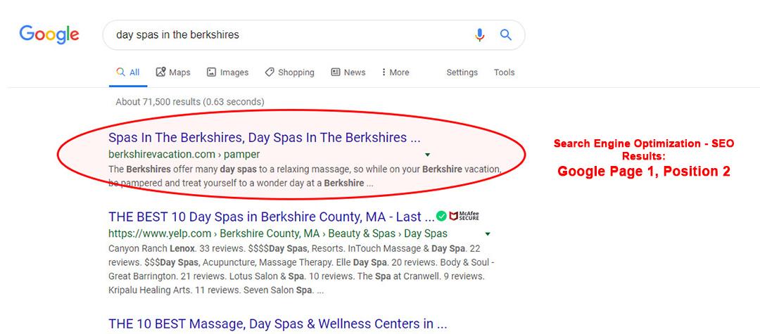 Search Engine Optimization Berkshires, SEO Berkshires, SEO Berkshire County, Search Engine Optimizing Pittsfield MA
